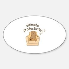 Productivity Potato Decal