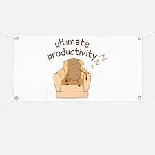 Productivity Potato Banner