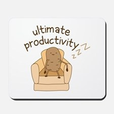 Productivity Potato Mousepad