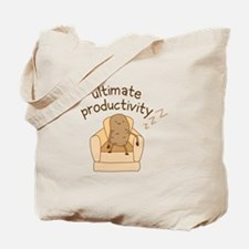 Productivity Potato Tote Bag