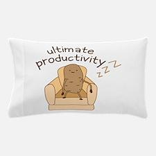 Productivity Potato Pillow Case