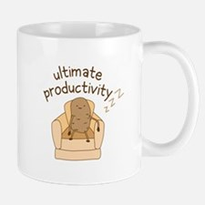 Productivity Potato Mugs