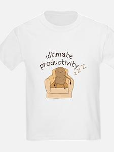 Productivity Potato T-Shirt