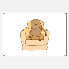 Couch Potato Banner