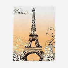 Eiffel Tower Paris Twin Duvet
