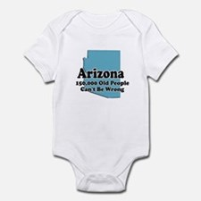 Arizona Retirement Infant Bodysuit