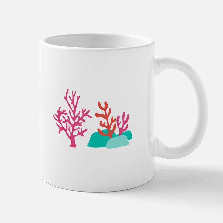 Sea Coral Mugs