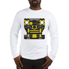 Robot Costume Long Sleeve T-Shirt