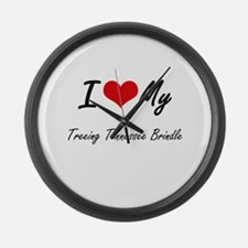I love my Treeing Tennessee Brind Large Wall Clock