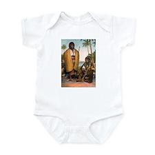 College Kids Gear Infant Bodysuit