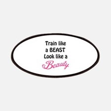 Train Like A Beast Patch