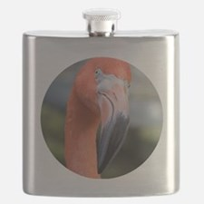 Funny Up north Flask