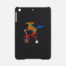 Dachshund On Bike iPad Mini Case
