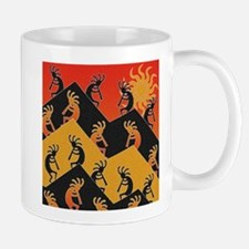 Kokopelli Southwestern Design Mugs