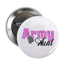 Army Aunt Button