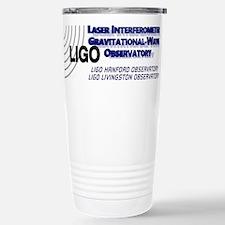 LIGO! Stainless Steel Travel Mug