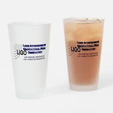 LIGO! Drinking Glass