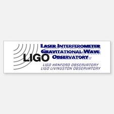 LIGO! Bumper Bumper Sticker