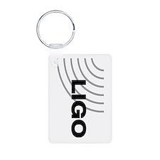 LIGO! Aluminum Photo Keychain