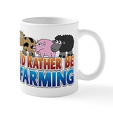 Cute Animal farming Mug