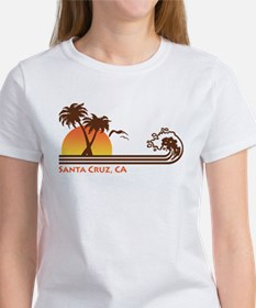 Santa Cruz California Women's T-Shirt