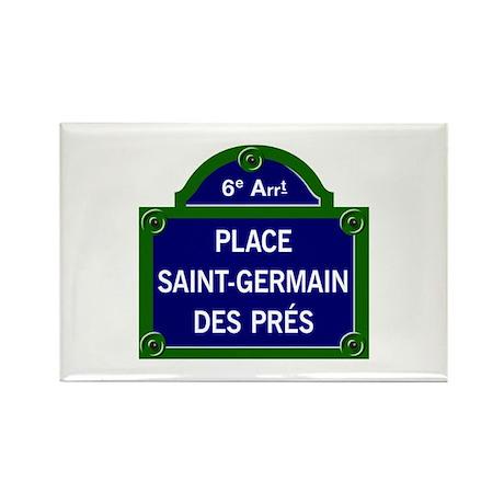 Place Saint-Germain des Prés, Paris - France Recta