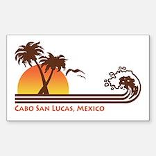 Cabo San Lucas Mexico Sticker (Rectangle)