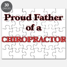 Proud Father of a Chiropractor Puzzle