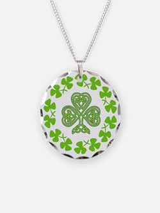 Cute Saint patrick day Necklace