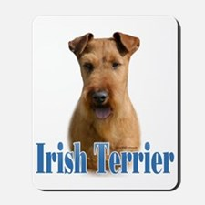 IrishTerrierName Mousepad