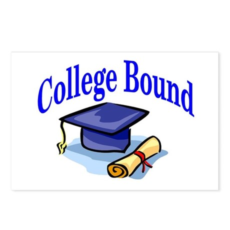 College Bound Kids Postcards (Package of 8)