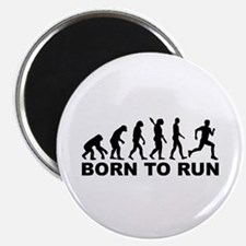 "Evolution Born to run 2.25"" Magnet (10 pack)"
