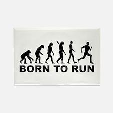 Evolution Born to run Rectangle Magnet (10 pack)