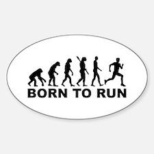 Evolution Born to run Decal