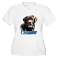 Lab(choco)Name T-Shirt