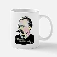 Nietzsche Music Mug