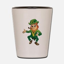 Leprechaun Shot Glass