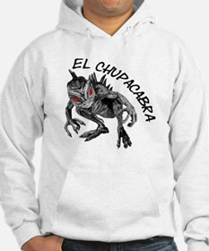 New Chupacabra Design 2 Jumper Hoody