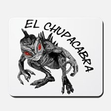 New Chupacabra Design 2 Mousepad