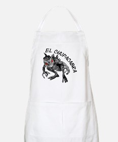 New Chupacabra Design 2 BBQ Apron
