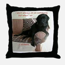 Unique Interesting Throw Pillow
