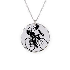 Cyclist Necklace