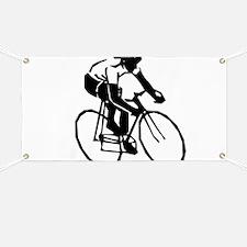 Cyclist Banner