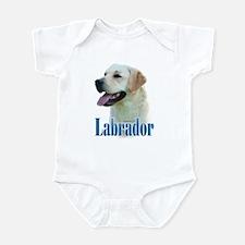 Lab(yellow)Name Infant Bodysuit