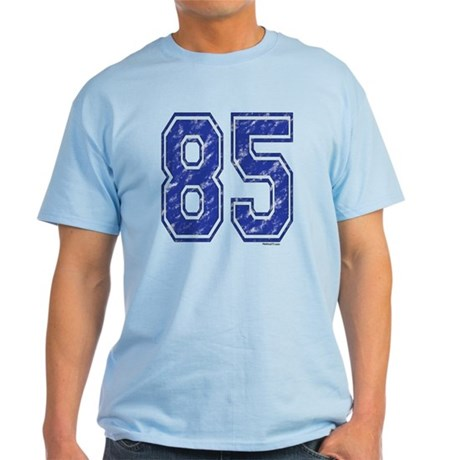 85 Jersey Year Light T-Shirt