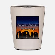 Unique Stonehenge Shot Glass