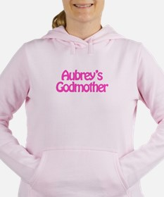Unique Aubrey Women's Hooded Sweatshirt
