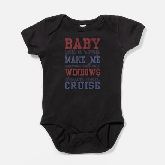 Cruise Baby Bodysuit