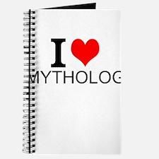 I Love Mythology Journal