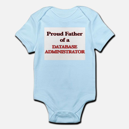 Proud Father of a Database Administrator Body Suit